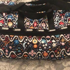 Lesportsac overnight bag